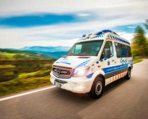 What is a Wish Ambulance?