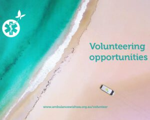 Read more about the article Volunteering opportunities
